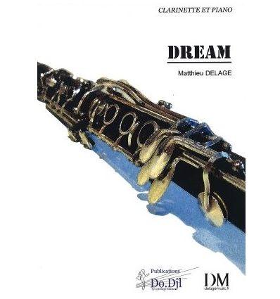 Dream, clarinette et piano. Concours de Vélizy: ni...