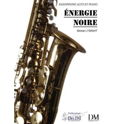 Energie noire, version sax alto et piano (existe a...