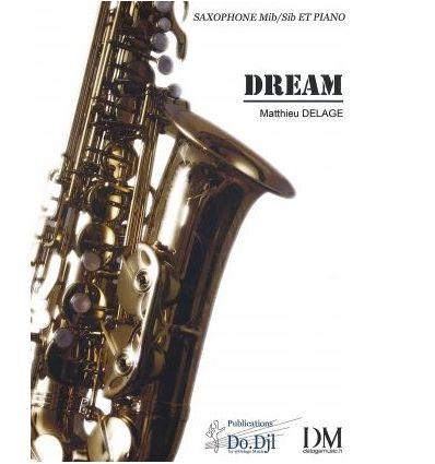 Dream, pour sax (alto ou sop) et piano. Concours s...