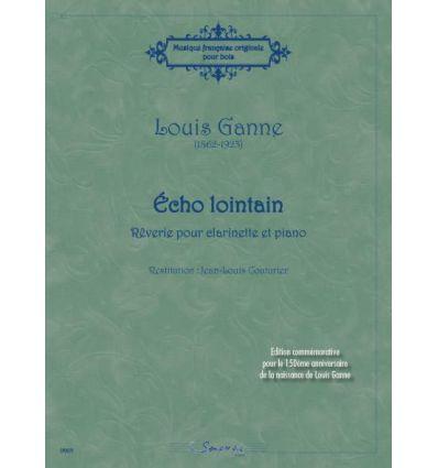 Echo lointain (clarinette et piano)