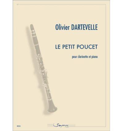 Le petit poucet (clarinette et piano, 1er cycle, s...