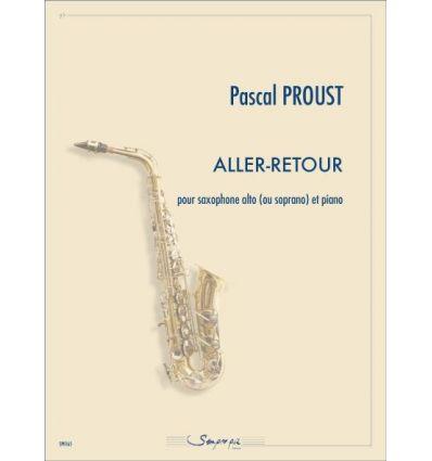 Aller-retour, sax alto (ou soprano) et piano FFEM ...