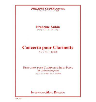 Concerto pour clarinette
