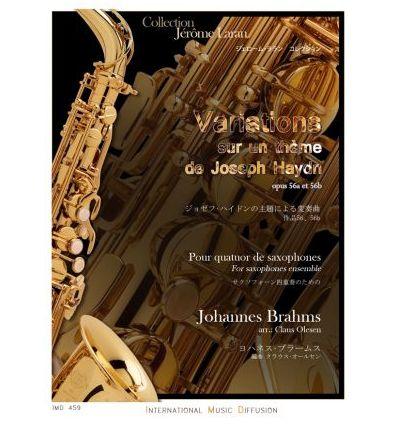 Variations sur un thème de Joseph Haydn