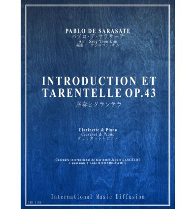 Introduction et Tarentelle op.43