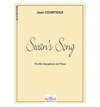 Swan's Song (sax alto & piano) 2e cycle