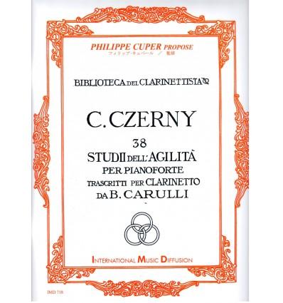 38 Studi del l'Agilita op.70