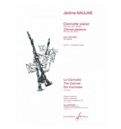 Clarinette Plaisir Volume 1