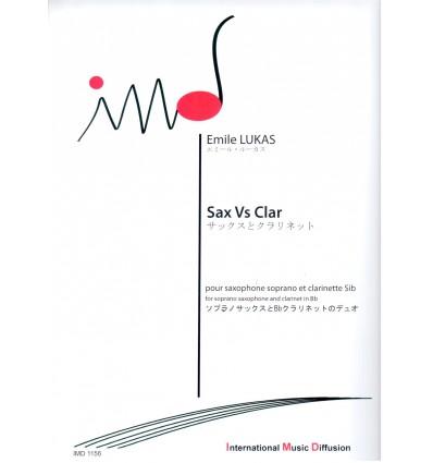 Sax Vs Clar