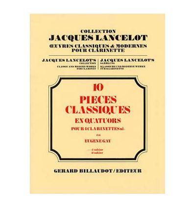 Dix pièces classiques Vol1
