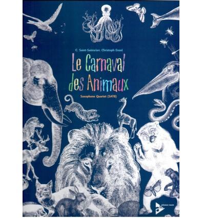 Le Carnaval des animaux (quat.sax : SATB) PP