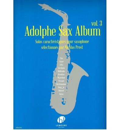 Adolphe Sax Album vol.3