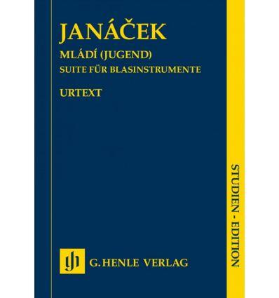 Mladi (Student Edition, Score) = Jugend = Youth Fl...