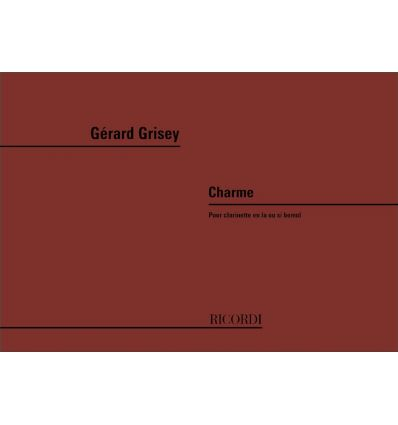 Charme (cl la. ou sib seule)(Grand Format = Large ...