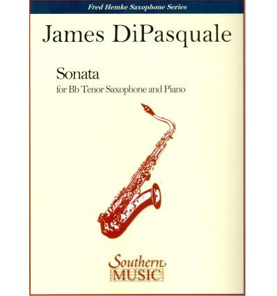 Sonate (Sax ten & piano) PP