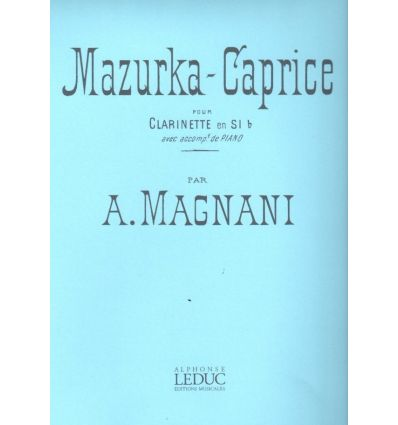 Mazurka-Caprice