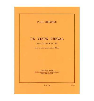 Le Vieux Cheval (clar. & piano) FFEM 2006: 3e anné...