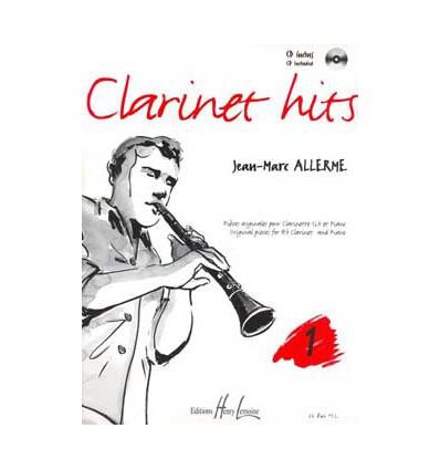 Clarinet hits Vol.1