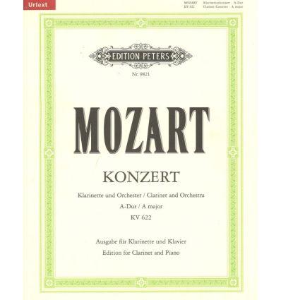 Concerto KV622 avec CD