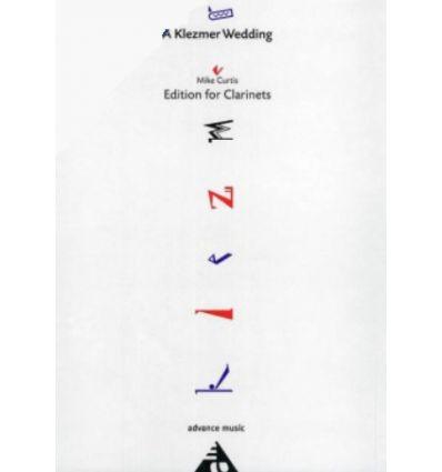 Klezmer wedding (3 sib & cl. Basse) 4 pieces : Doi...