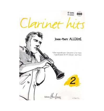 Clarinet hits Vol.2
