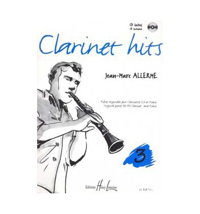 Clarinet hits Vol.3