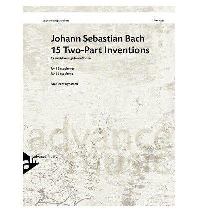 Quinze inventions à deux voix