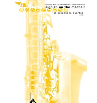 Aignish on the machair (4 sax AATB) Folklore from ...