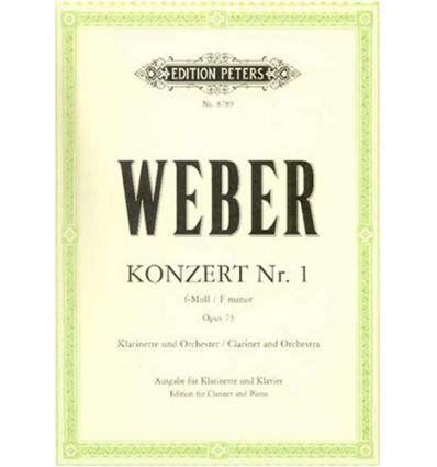 Concerto No.1 in F minor Op.73