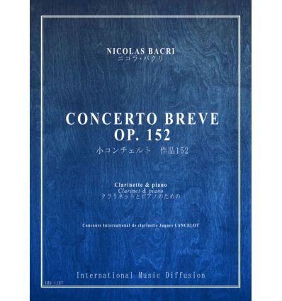 Concerto Breve op.152