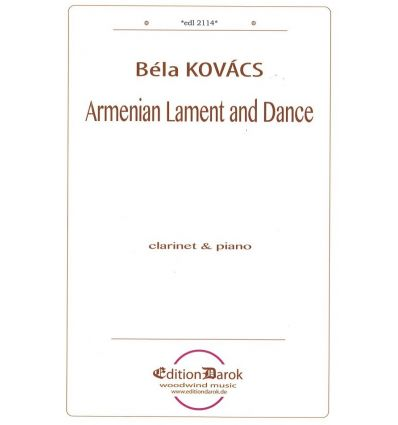 Armenian Lament and Dance