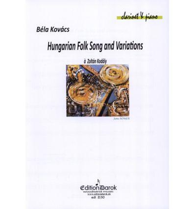 Hungarian folk song and variations