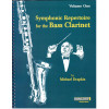 Symphonic Repertoire for the Bass Clar. vol.1 (20 composers...