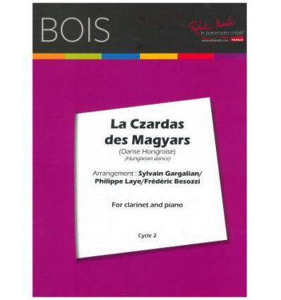 La Czardas des Magyars