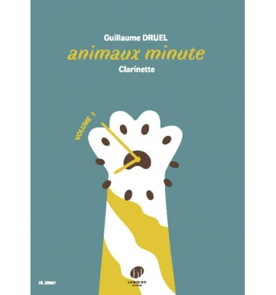 Animaux minute Vol.1