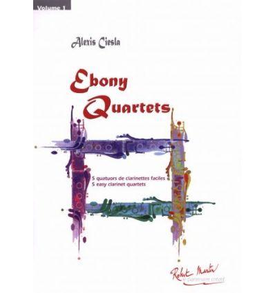 Ebony Quartets Vol.1