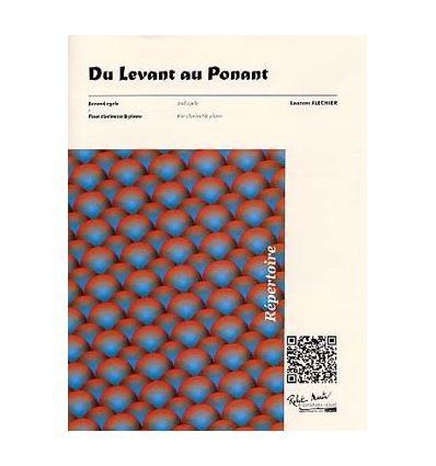 Du Levant au Ponant (clar. & piano, 2e cycle)