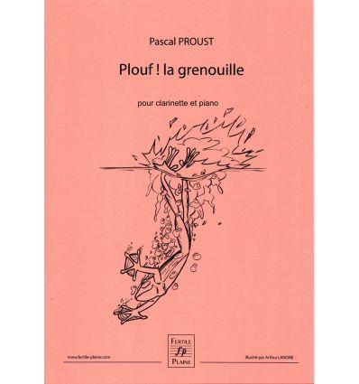 Plouf ! La Grenouille