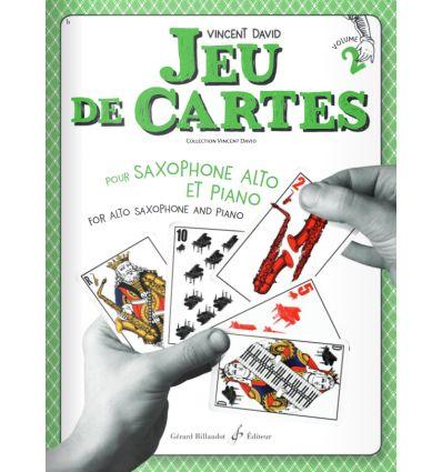 Jeu de cartes Vol.2