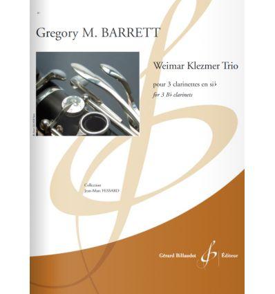 Weimar Klezmer Trio