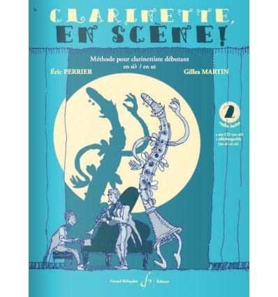 Clarinette en Scène Vol.2