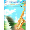 Studio Ghibli for alto saxophone
