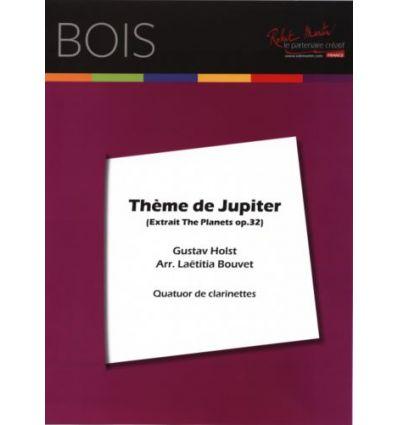 Theme de Jupiter (extrait the planets op.32)