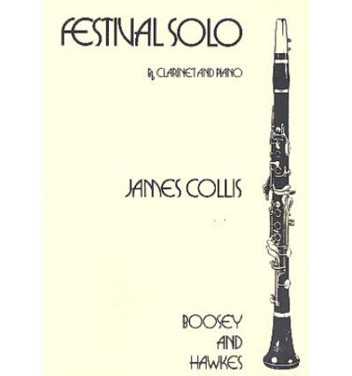 Festival solo (Clarinet and piano)