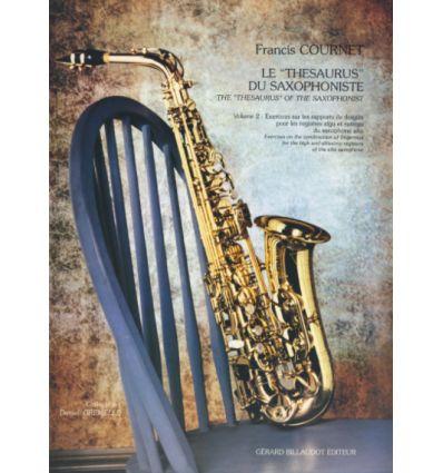 Le thesaurus du saxophoniste Vol.2