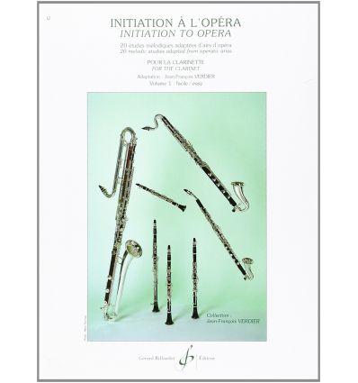Initiation à l'opéra - Vol.1