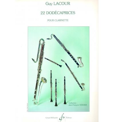 22 Dodécaprices