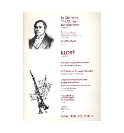 A La Portee Du Jeune Clarinettiste Volume 7
