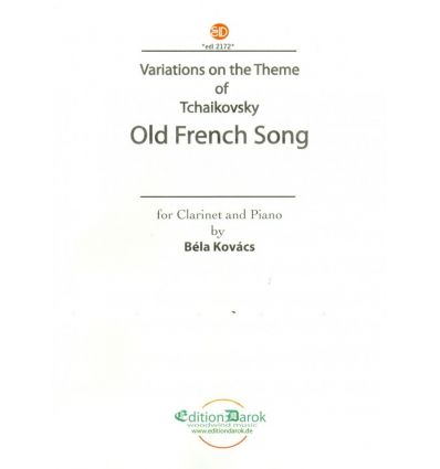 The Old French Song