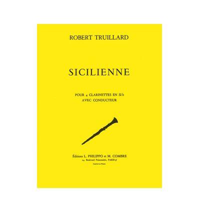 Sicilienne (4 clarinettes sib)